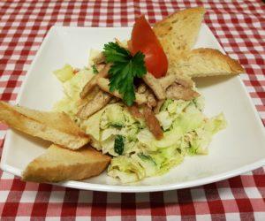Ceasar Salad a'la Don Vito - csirkés